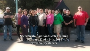 Sacramento Bail Enforcement Prelicensing Education California